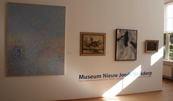 Casestudie herbestemming voormalig Joods werkdorp Nieuwesluis als kunstmuseum